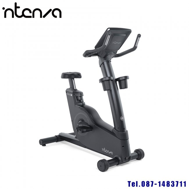Intenza 450 Upright Bike with i2S Console