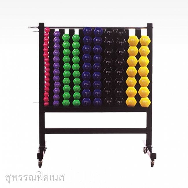 Dumbell Rack With For 44 Pairs
